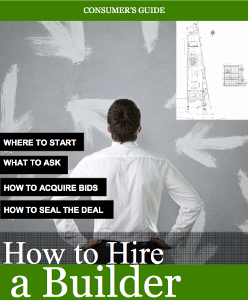 How To Hire A Builder